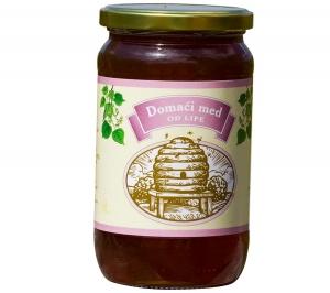 Domaći med od Lipe